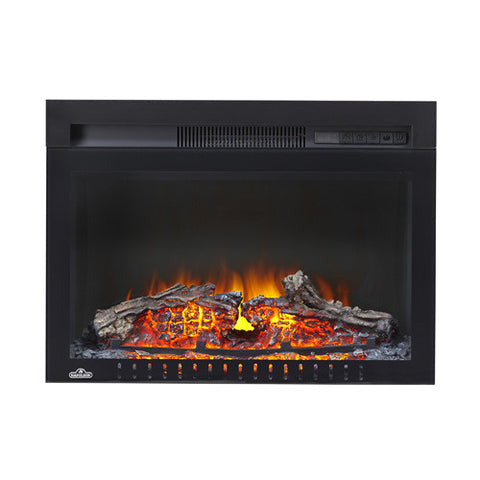 "Napoleon Cinema 27"" Plug-In Electric Fireplace - NEFB27H"