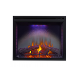 "Napoleon Ascent 33"" Dual Voltage Built-In Electric Fireplace - NEFB33H"