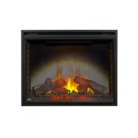 "Napoleon Ascent 40"" Dual Voltage Built-In Electric Fireplace - NEFB40H"