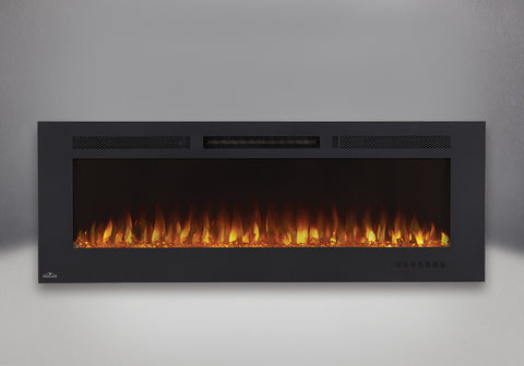 "Napoleon 60"" Allure Phantom Wall Mount Electric Fireplace - NEFL60FH-MT"