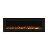 "Napoleon 72"" Allure Wall Mount Electric Fireplace - NEFL72FH"