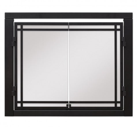 "Dimplex 36"" Revillusion® Double Glass Door"