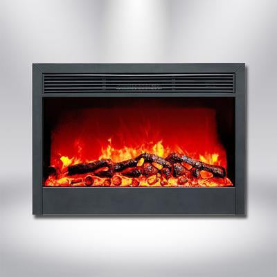 "Dynasty Zero Clearance 45"" Plug-in Electric Fireplace - SD 45"