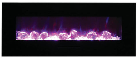 SIMPLY ELECTRIC FIREPLACES ONLINE AMANTII	WM-FM-48-5823-BG