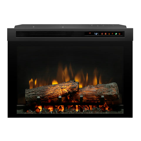 "Dimplex Multi-Fire XHD Realogs 26"" Plug-In Electric Firebox"
