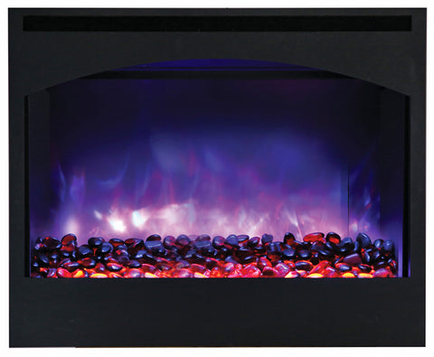 SIMPLY ELECTRIC FIREPLACES ONLINE AMANTII	ZECL-31-3228-STL-ARCH