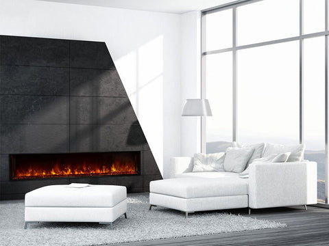 SIMPLY ELECTRIC FIREPLACES ONLINE MODERN FLAMES MFLFV80/15-SH WALL MOUNTED ELECTRIC FIREPLACE