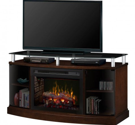Dimplex Windham Electric Fireplace Media Console GDS25HL-1015SC