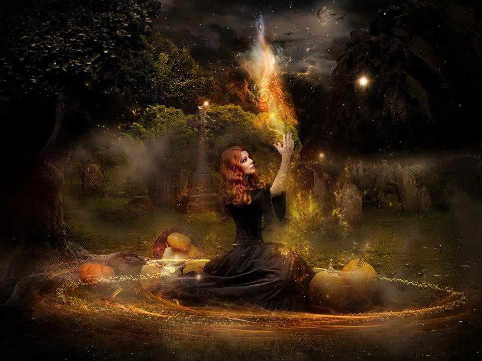 Samhain Blessings~A Time Between the Times