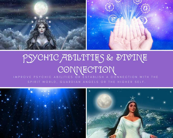 Psychic Abilities & Divine Connection