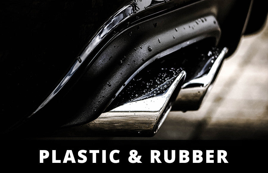 Plastic, Vinyl and Rubber