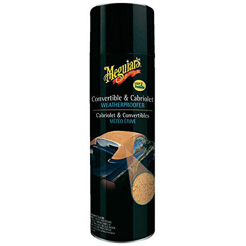 Meguiars Convertible and Cabriolet Weatherproofer 340ml - G2112EU - Jooji