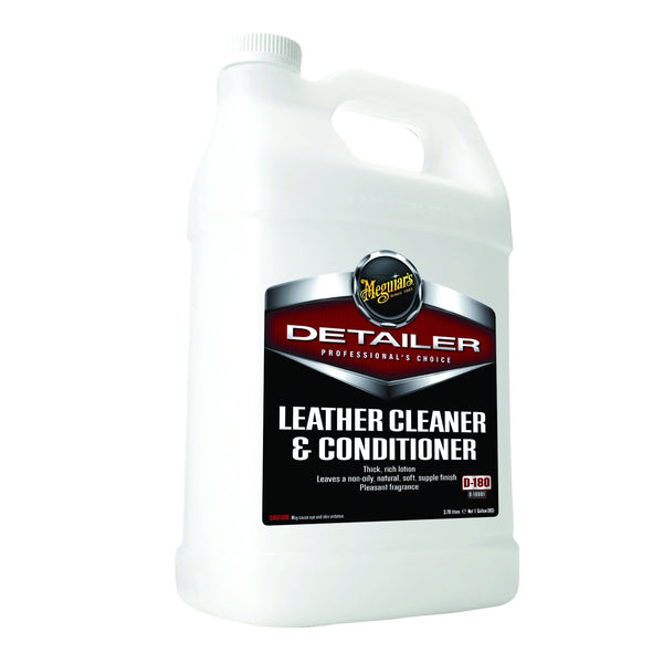 Meguiars Leather Cleaner and Conditioner 3.78l -  D18001 - Jooji