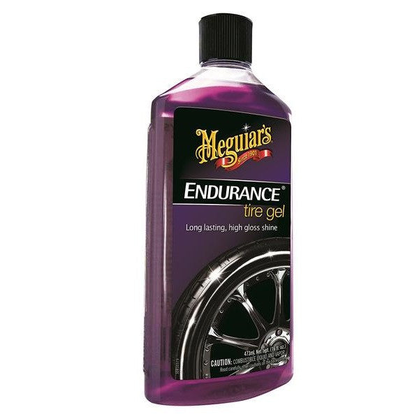 Meguiars Endurance High Gloss Tyre Protectant 473ml - G7516EU - Jooji