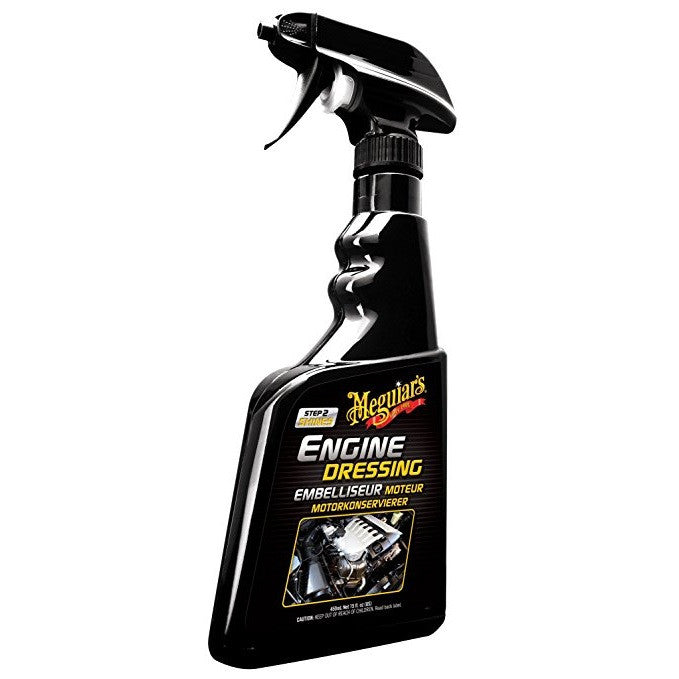 Meguiars Engine Dressing 450ml - G17316EU - Jooji