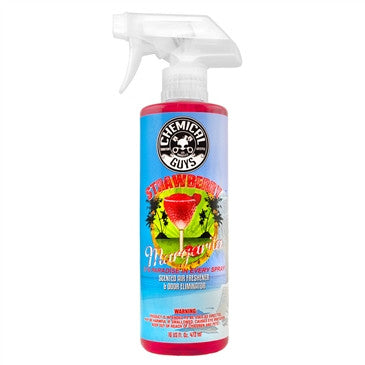 Chemical Guys Strawberry Margarita Scent Premium Air Freshener & Odor Eliminator 473ml - AIR_223_16 - Jooji
