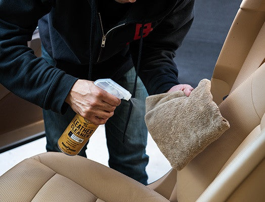 Chemical Guys Leather Cleaner OEM Approved - Jooji