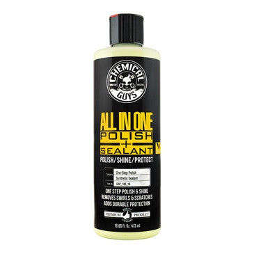 Chemical Guys V4 All in One Polish 473ml - GAP_106_16