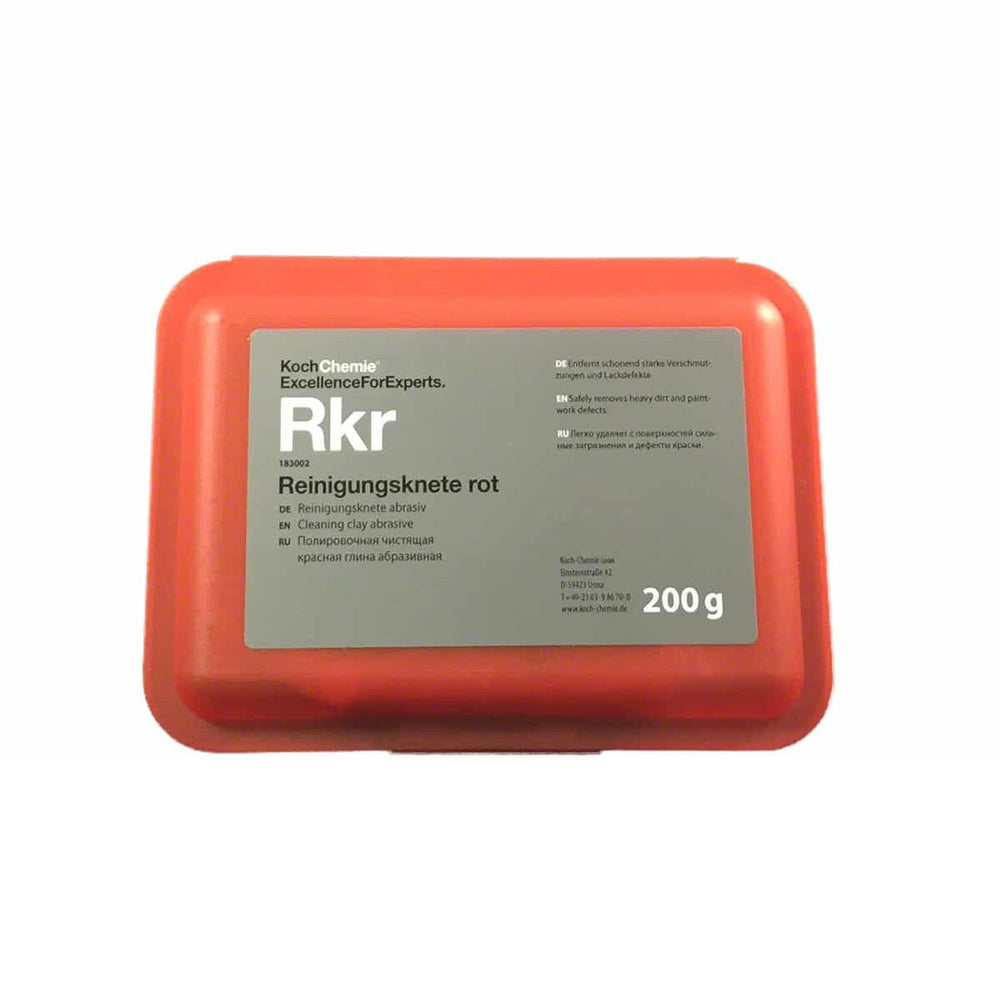 KochChemie Reinigungsknete Rot (Red Clay Bar) - 183002