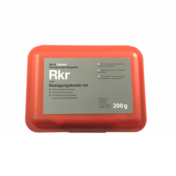 Koch-Chemie Reinigungsknete Rot (Red Clay Bar) - 183002 - Jooji