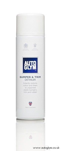 Autoglym Bumper and Trim Detailer 450ml - BUMPER450