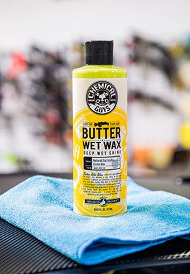 Chemical Guys Butter Wet Wax 473ml - WAC_201_16