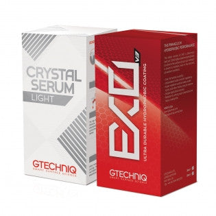 Gtechniq EXO 30ml and Crystal Serum Light - EXOCSL_0.03/EXOCSL_0.05 - Jooji