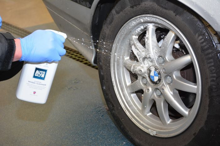 Autoglym Custom Wheel Cleaner Complete Kit - CWCKIT - Jooji
