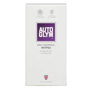 Autoglym Bird Dropping Wipes - BDWIPE10