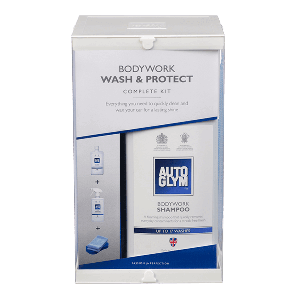 Autoglym Bodywork Wash and Protect Complete Kit - BWPKIT