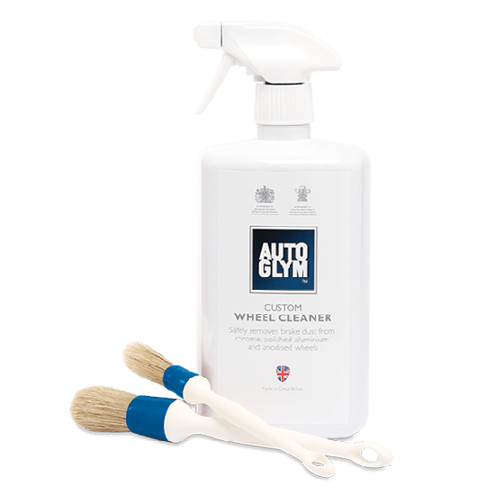 Autoglym Custom Wheel Cleaner Complete Kit - CWCKIT
