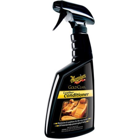 Meguiars Gold Class Leather Conditioner 473ml - G18616 - Jooji