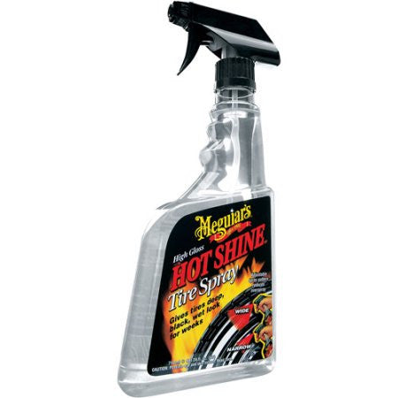 Meguiars Hot Shine Tyre Dressing 710ml - G12024EU - Jooji