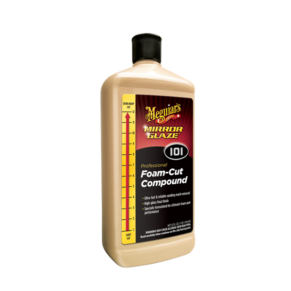 Meguiars Foam Cut Compound 946ml - M3416 - Jooji