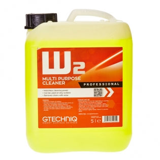 Gtechniq W2 Universal Cleaner Concentrate - W2_0.1/W2_5 - Jooji