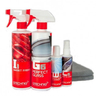 Gtechniq Fabric Interior Care Kit - FKIT - Jooji