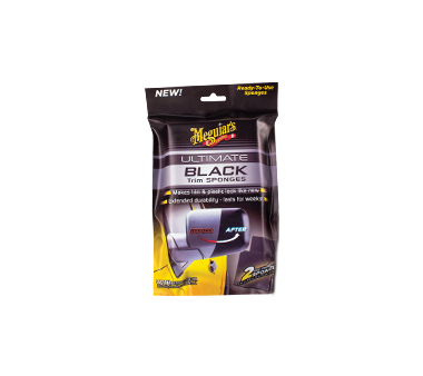 Meguiars Ultimate Black Sponges - G15800NL - Jooji