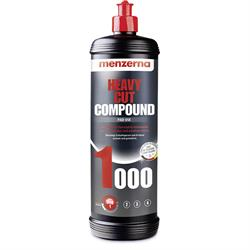 Menzerna 1000 Heavy Cut Compound 250ml - 22984.281.001/22984.261.001