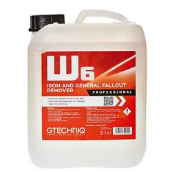 Gtechniq W6 Iron and General Fallout Remover - W6_0.25/W6_0.5/W6_5 - Jooji