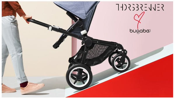 Thorsbrenner LOVES Bugaboo!