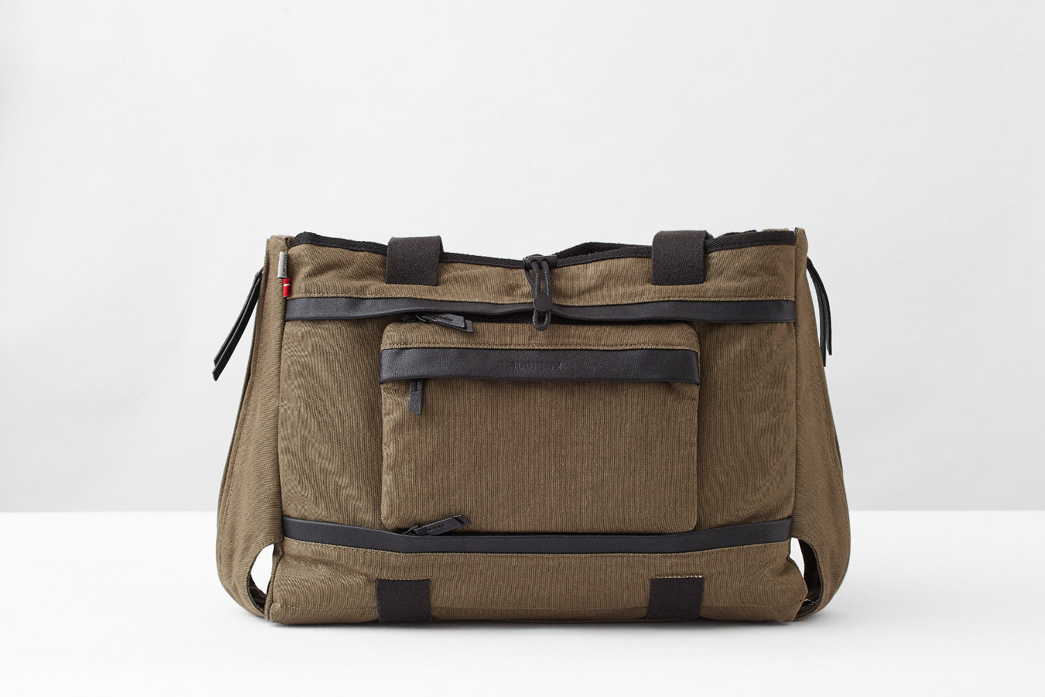"""All in One"" Thorsbrenner Baby Changing Bag - Army Green"
