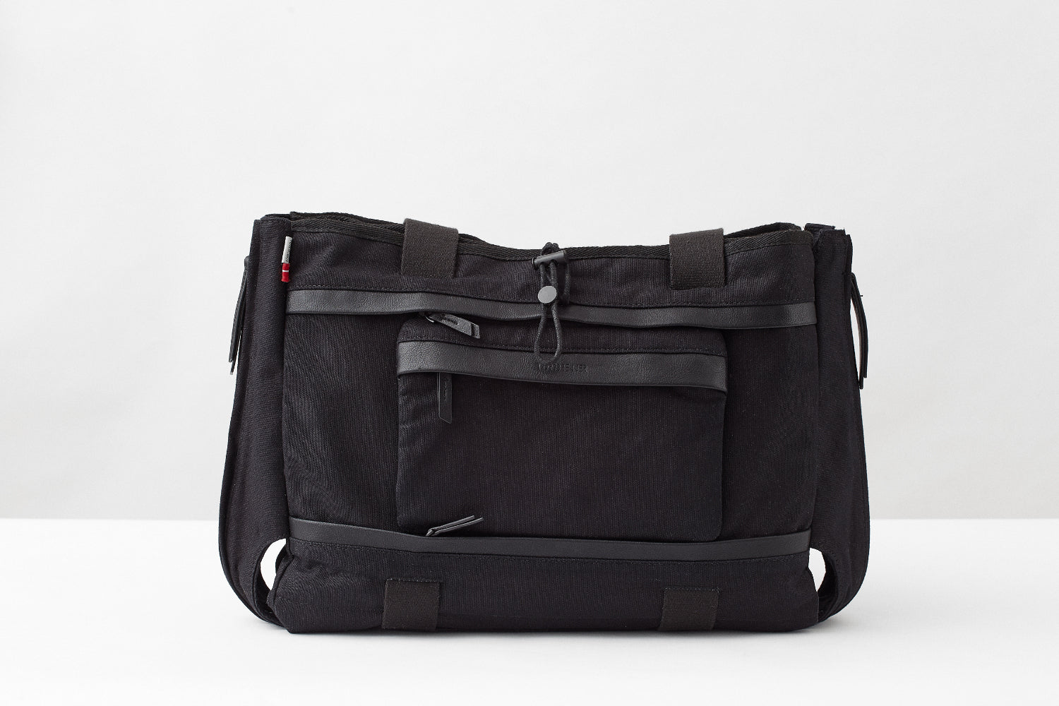 """All in One"" Thorsbrenner Baby Changing Bag - Black"
