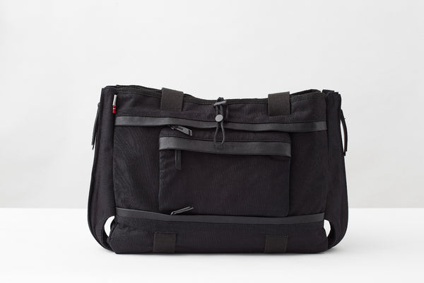"""All in One"" Baby Changing Bag - Black"