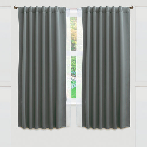 CORTINAS BLACKOUT CATANIA GRIS
