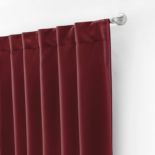 Cortinas Blackout Catania Tinto
