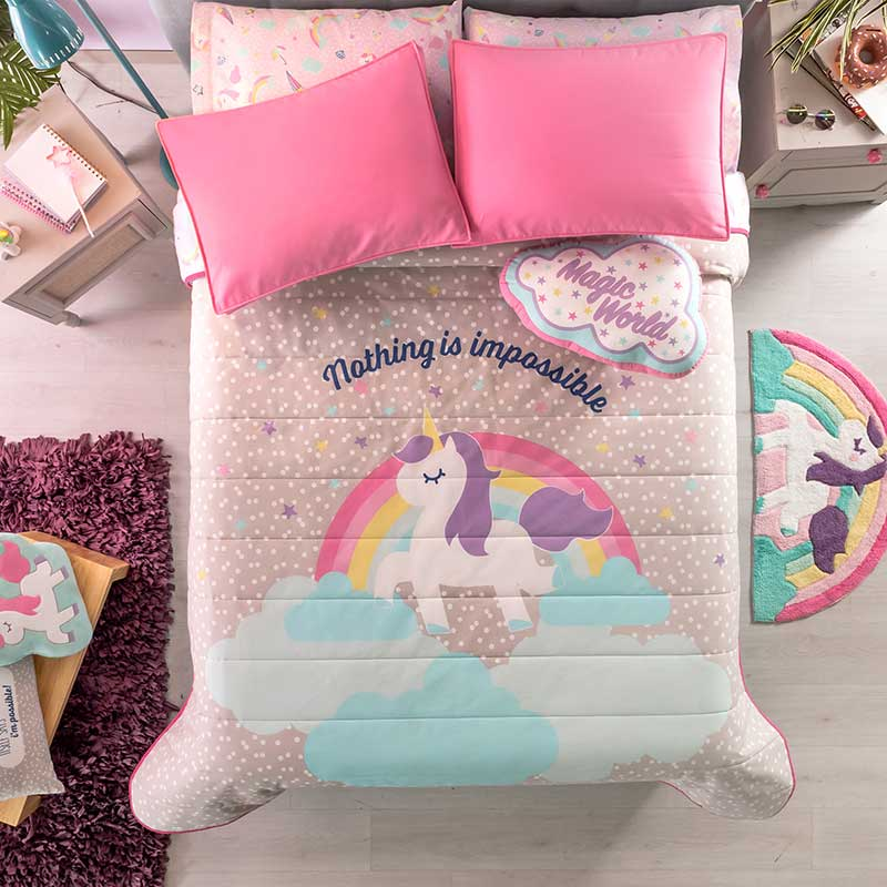 Edred n magic con unicornio garant a vianney usa for Chambre unicorn