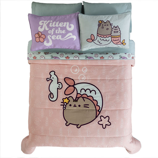 Edredón Pusheen Mermaid