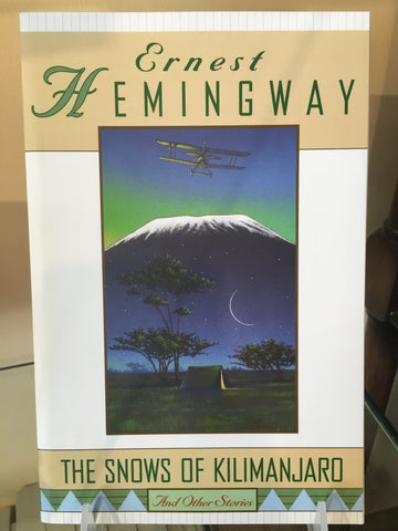 Book - The Snows of Kilimanjaro and Other Stories