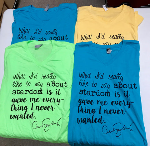 T-Shirts-Ava Quotes