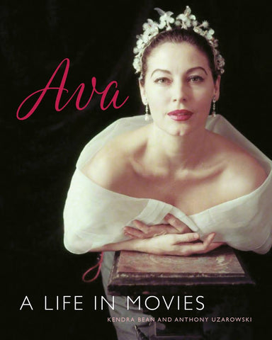 Book - Ava Gardner: A Life in the Movies